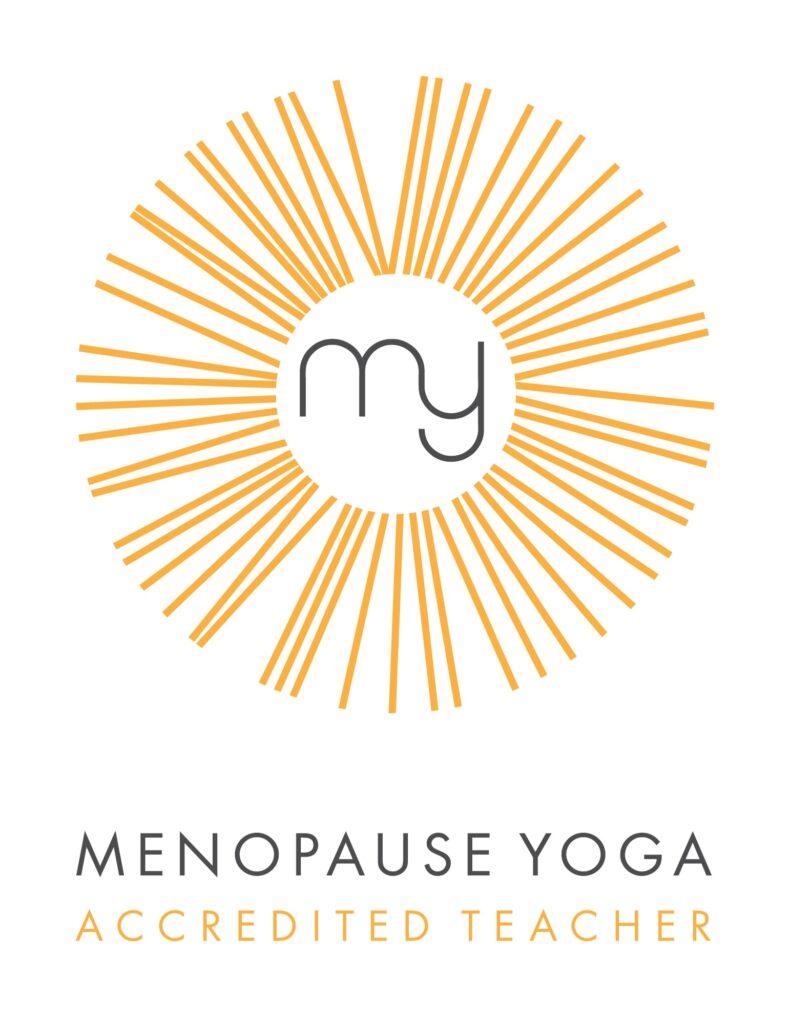 Menopause Yoga Badge